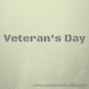 Veteran's Day: A Day of Honor