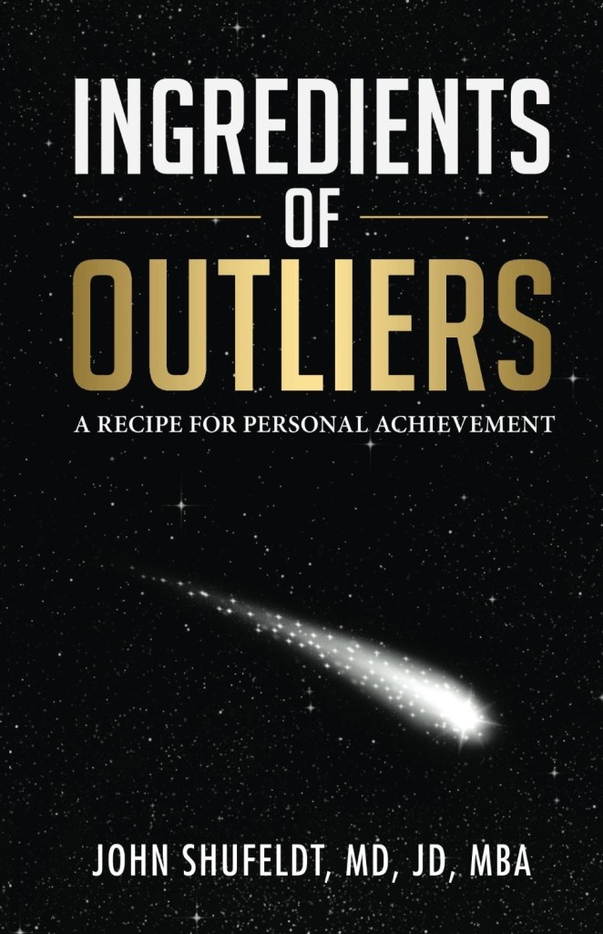 Ingredients of Outliers: A Recipe for Personal Achievement