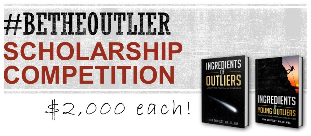 BEtheOutlier Scholarship Competition