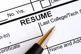 Resume Tweaks That Will Put You On Top
