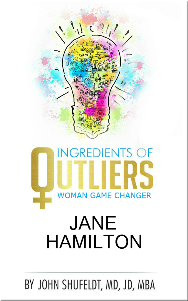 Women Outlier- Jane Hamilton