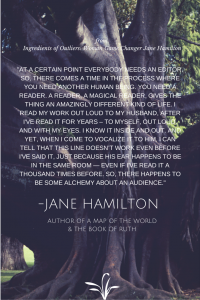 Exclusive Interview with Bestselling Author Jane Hamilton is Here!