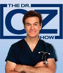 Dr. Olivier has been featured on Dr. Oz as a physician panelist, as well as on notable publications like the Huffington Post.