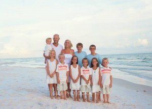 World Prematurity Day: Honoring Jenny McClendon, Sextuplets and Family