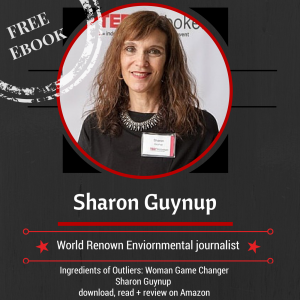 Woman Outlier: Sharon Guynup's Motivational Tedx Talk