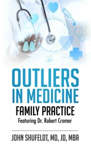 Outlier in Medicine Cover- Cromer