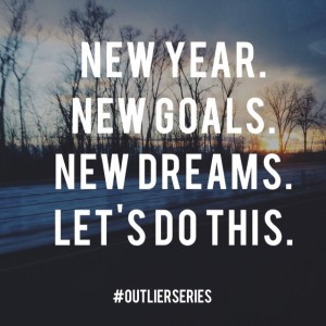 Happy New Year Outliers!