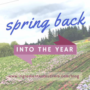 Spring Back into the Year