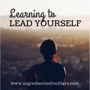 Learning to Lead Yourself