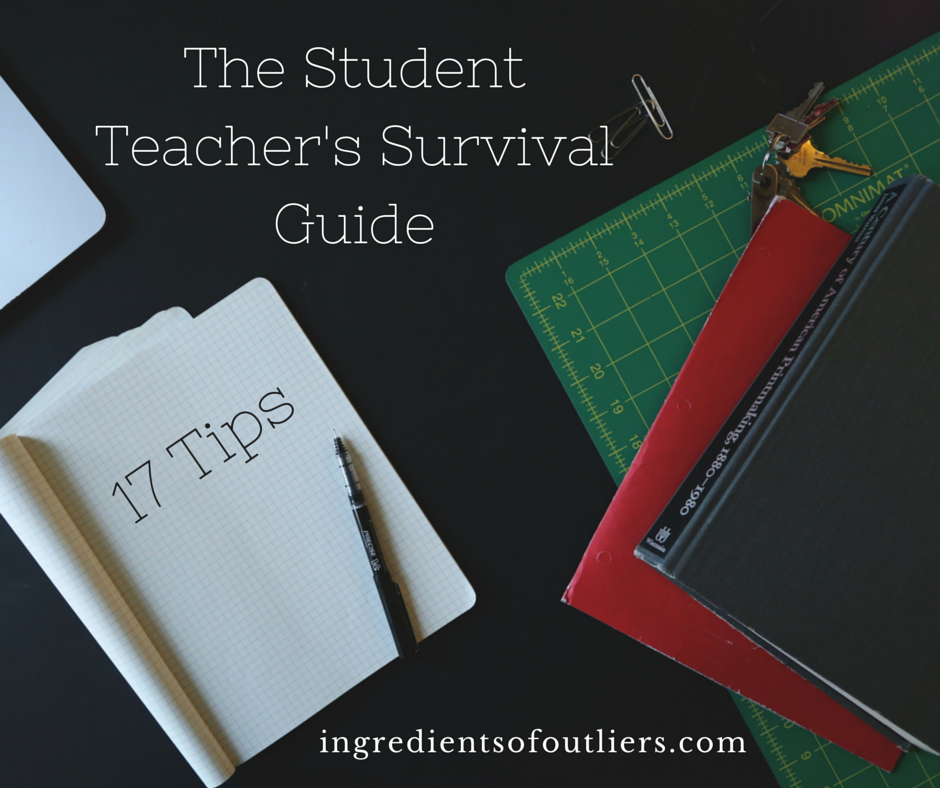 Student Teacher's Survival Guide