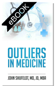 Outliers in Medicine eBook Standard Size Image