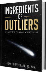 """Ingredients of Outliers"" Climbs the Ladder of Top Amazon Kindle Downloads"