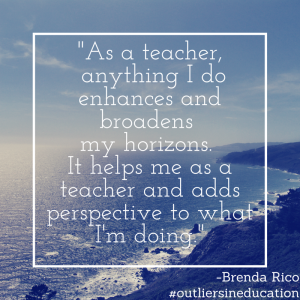 Brenda Rico - Outliers in Education