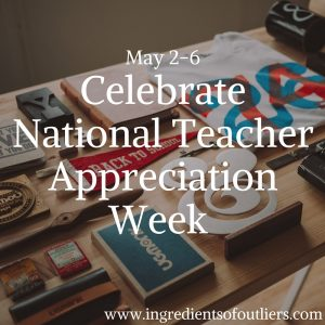 National Teacher Appreciation Week: Deals and Reasons to Celebrate