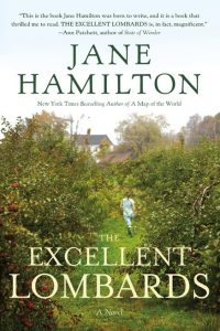 Tracy Chevalier's 'At the Edge of the Orchard' and Women Game Changer Jane Hamilton's 'The Excellent Lombards'