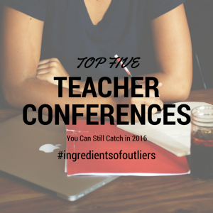 FIVE teacher conferences 2016 (2)