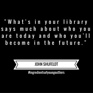 John Says – Books You Buy Influence Your Future