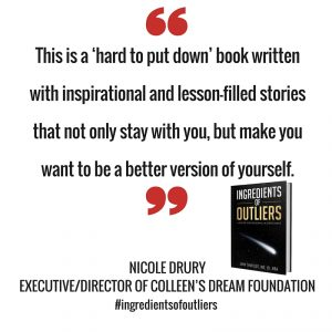 Nicole Drury Dream Foundation, Website Reviewer