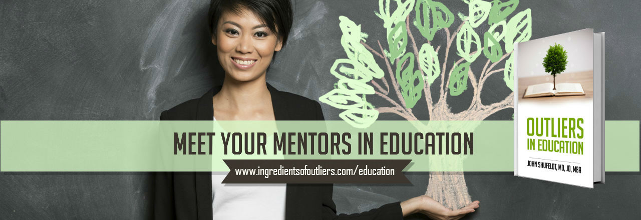 Meet your mentors in education